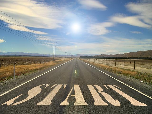 Road Start